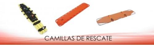 Camillas de Rescate