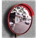 Espejo de Seguridad Ø 500 mm para Exterior